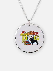 Belgian Sheepdog Agility Necklace