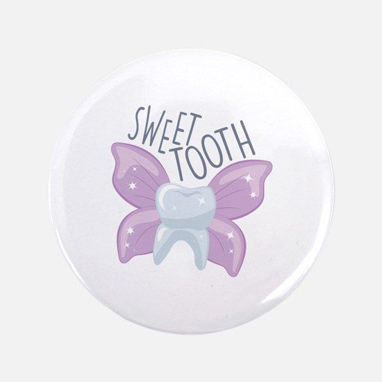 Sweet Tooth Button