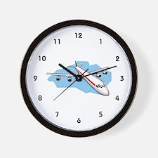 Copilot Wall Clock