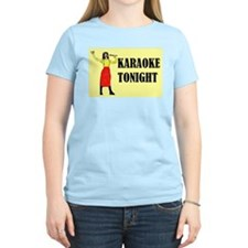 KARAOKE TONIGHT T-Shirt