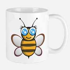 Different Bee Mugs