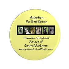 """Adoption Option 3.5"""" Button"""