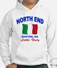 North End Boston,MA Hoodie