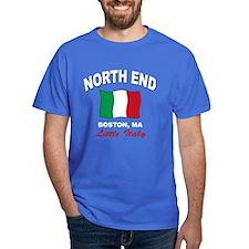 North End Boston,MA T-Shirt