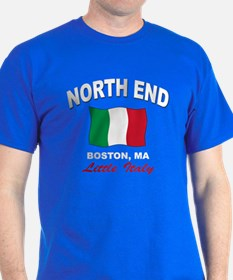 North End Boston,MA T-Shirt