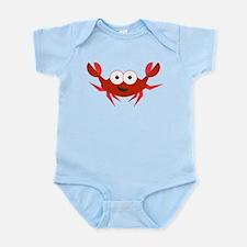 Happy Crab Body Suit