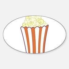 Popcorn Decal