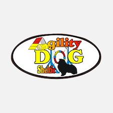Sheltie Agility Patch