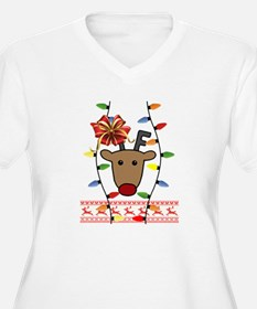 Ugly XMas Plus Size T-Shirt