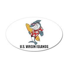 U.S. Virgin Islands Wall Decal