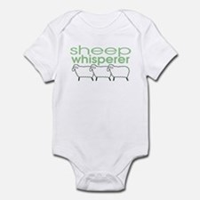 Sheep Whisperer Infant Bodysuit