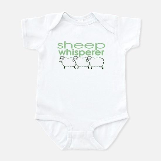 Sheep Whisperer Infant Bodysuit