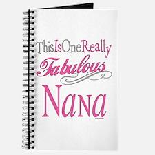 Fabulous Nana Journal