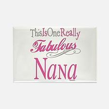 Fabulous Nana Rectangle Magnet (10 pack)