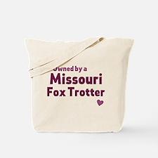 Missouri Fox Trotter horse Tote Bag
