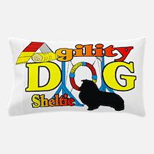 Sheltie Agility Pillow Case