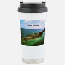 Nassau lighthouse Stainless Steel Travel Mug