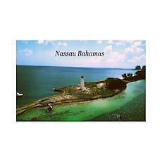 Nassau lighthouse Wall Decal