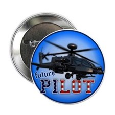 "future helicopter pilot 2.25"" Button"