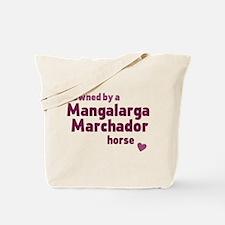Mangalarga Marchador horse Tote Bag