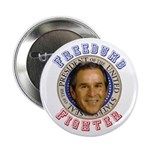"""Freedumb Fighter W. 2.25"""" Button"""