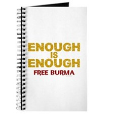 Enough Is Enough (Burma) 1.1 Journal