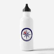 NWC Full Color Logo Water Bottle