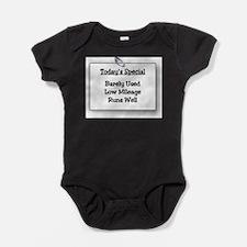 Cute Older women Baby Bodysuit