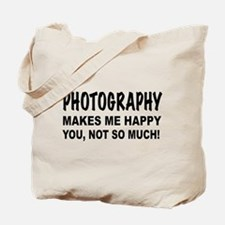 Funny Photographer Tote Bag