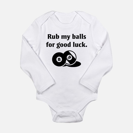 Rub My Balls Body Suit