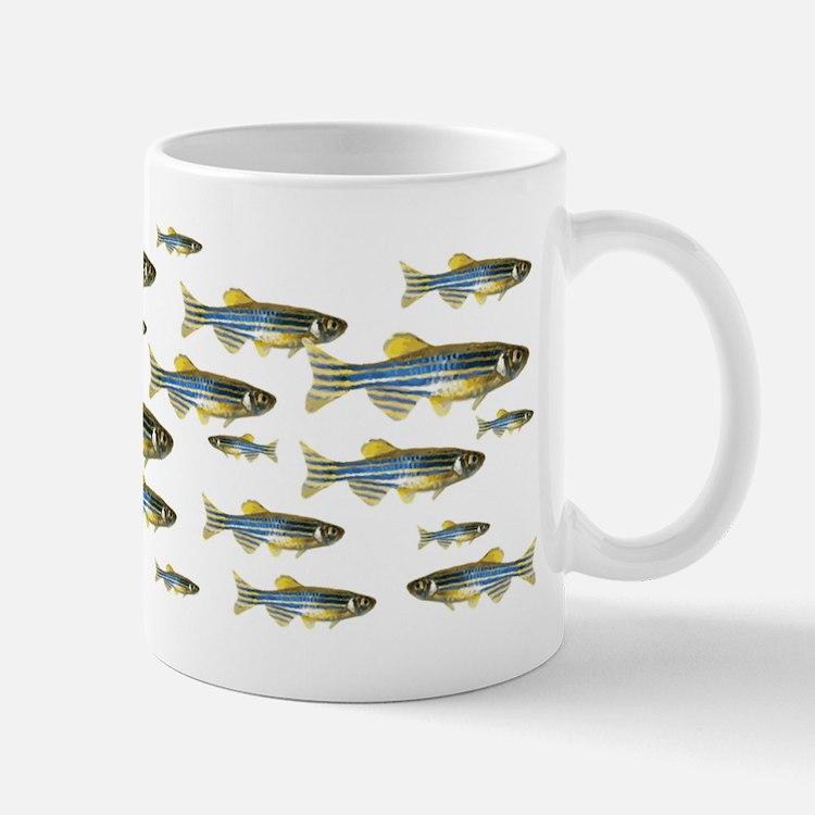 Zebrafish Mugs