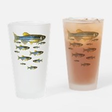 Zebrafish Drinking Glass