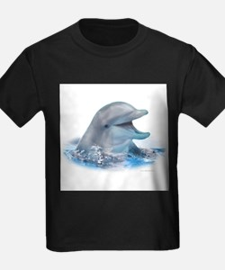 Happy Dolphin T-Shirt