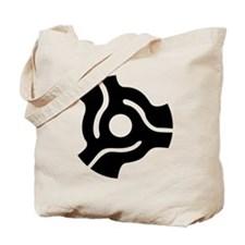 45 Adapter Tote Bag