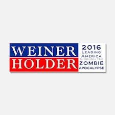 Weiner-Holder 2016 Car Magnet 10 X 3