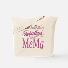 Fabulous Mema Tote Bag