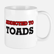 Addicted to Toads Mugs