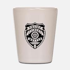 Police Matter Shot Glass