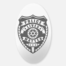 Police Matter Decal