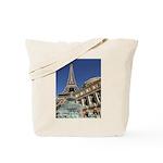 Paris Las Vegas Tote Bag