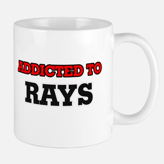Addicted to Rays Mugs