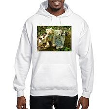 Spring Teddy Quartet Hoodie Sweatshirt
