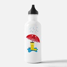 Funny Rain Water Bottle