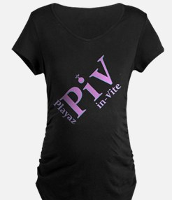 Dark Maternity T-Shirt