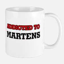 Addicted to Martens Mugs