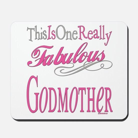 Fabulous Godmother Mousepad