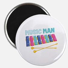 Music Man Magnets