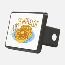 A Waffle Lot Hitch Cover