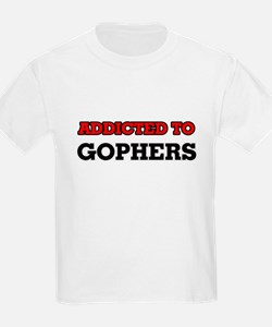 Addicted to Gophers T-Shirt