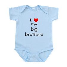 I love big brothers Onesie